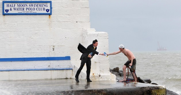 On the hustings: A week in pictures on the Election 2011 campaign trail