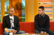 Boxer who tracked down Twitter troll comes face-to-face with him on chat show