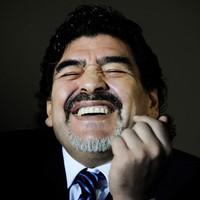 Diego Maradona: 'Hand of God' delivered Argentine pope
