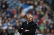 Italy boss Brunel wary of 'fighting' Irish ahead of  St Patrick's weekend tie