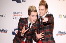 Jedward's Lipstick selected as Ireland's Eurosong
