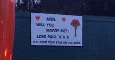 Marriage Proposal Billboard of the Day