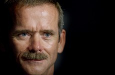 Astronaut Chris Hadfield: 'A tremendous honour' to command ISS