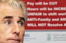 Croke Park II will cut nurses wages by 11.1pc, not 1.7pc - INMO