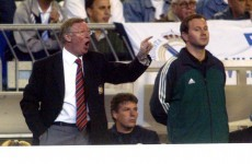 How Alex Ferguson reacted to news of Rio Ferdinand's recall to the England squad*