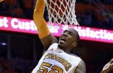 Just a 360 degree dunk, no biggie