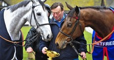 'Oi Simonsig, Get Your Hands Off My Gold Cup' Pic of the Day