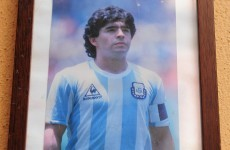 VIDEO: Diego Maradona has still got it, baby