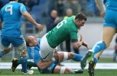 As it happened: Italy v Ireland, 6 Nations