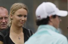 Rory McIlroy pushing limits of gym work, admits Caroline Wozniacki