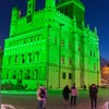 Thanks Poznan! Polish town goes green in unofficial Patrick's Day tribute