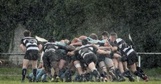Grassroots Rugby In The Rain Picture Of The Day