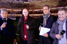 Who wants to play 'Spot the Welshman on the BBC panel'?