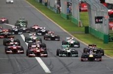 If you don't want to know the result of this morning's Australian GP, look away now