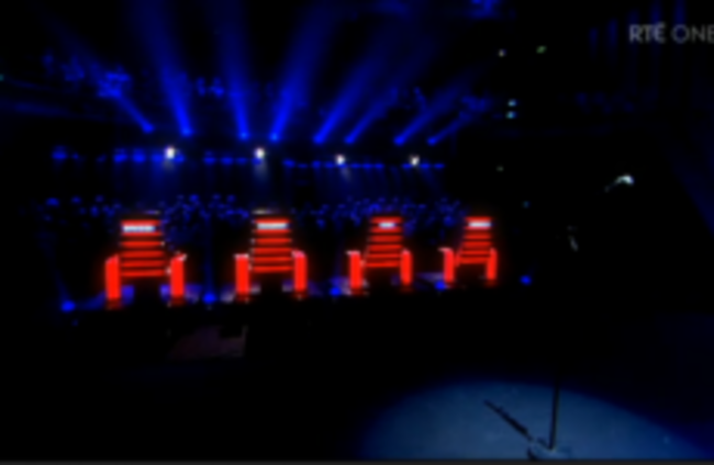 The Voice of Ireland live show #1 - as it happened