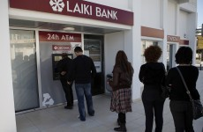 Poll: Is Cyprus right to tax people's savings?