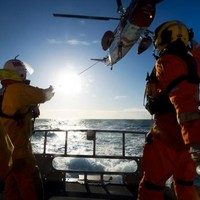 Busy weekend for the Irish Coast Guard with callouts all over the country