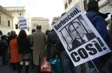 Italian women call for Berlusconi to resign over sex allegations