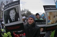 Russia concerned by US move not to charge dead boy's parents
