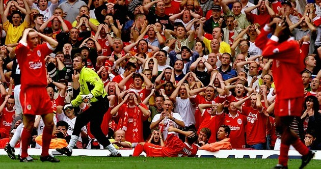 Is this the best photo from Michael Owen's football career?