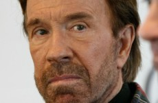 Chuck Norris has shaved off his beard... here's 6 things he's now afraid of