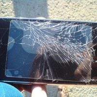 How battle-scarred is your phone?