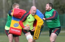 O'Connell in the frame for Harlequins 1/4 final but Zebo 'highly unlikely'