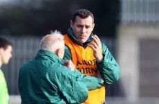 Ciaran Whelan unveiled as Irish International Rules selector