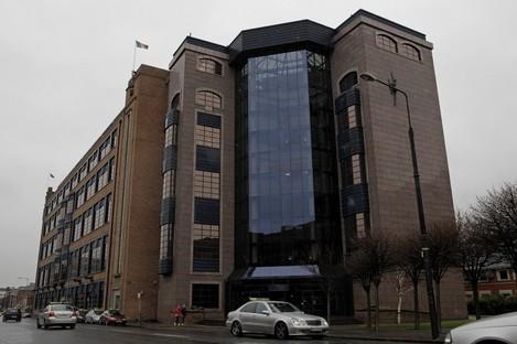 Treasury Buildings in Dublin, home of the NTMA.