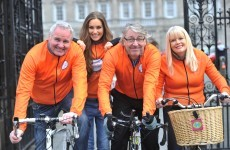 TDs to get on their bikes for Cycle Against Suicide