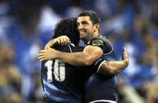 'Strong, successful teams are built around players like Isa Nacewa' - Rob Kearney