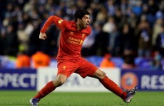Liverpool chief quashes Luis Suarez exit talk