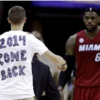 VIDEO: This Cleveland fan misses LeBron... a lot