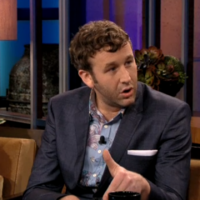 Here's what we learned from Chris O'Dowd's Jay Leno interview