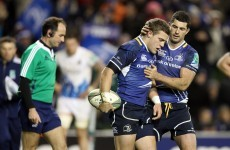 Rob Kearney predicts 'huge' 12 months ahead for Leinster's Ian Madigan