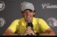 Sports film of the week: Rory McIlroy - Being Number One