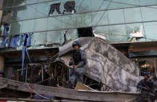 Hotel and shopping centre targetted in Kabul blast