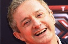 Which celeb called Louis Walsh a p***k on Twitter?