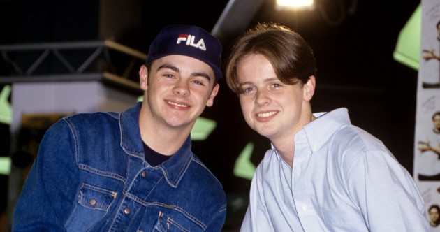 Have you forgotten how brilliant Ant and Dec are?