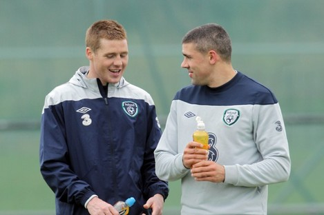 McCarthy and Walters get a late nod this evening.