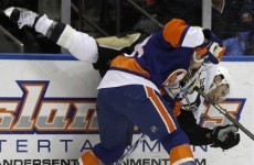Gloves off: Islanders and Penguins rack up 346 minutes of penalties - in one game