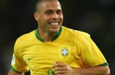 """Real Ronaldo"" hangs up his boots"