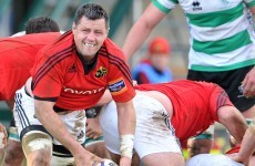Munster aiming to make most of season's end - Coughlan