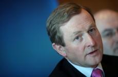 Kenny tells Merkel Ireland won't change corporation tax rate
