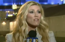 Grammys reporter rushed to hospital amid stroke fears