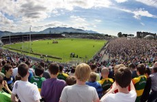 Ireland near top of world's list for stadium capacity
