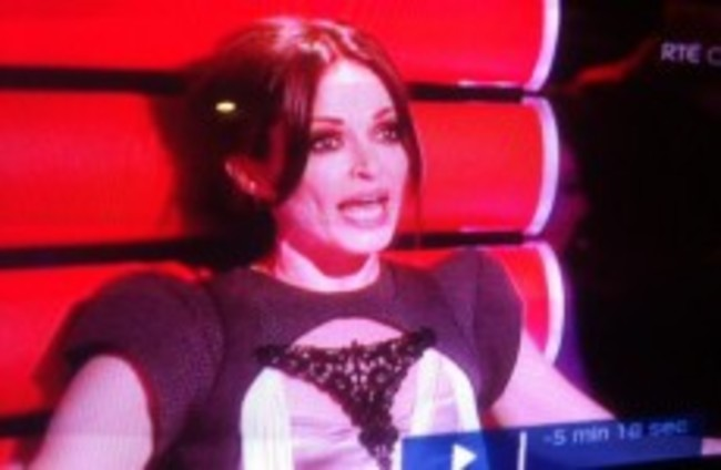 The Voice Of Ireland live show #2 – as it happened