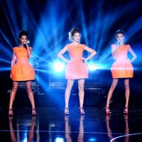 The Dredge: Nadine made a TOTAL show of Girls Aloud