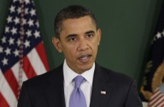 Obama announces budget with plans to cut $1.1tn over a decade