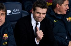 Good news as Tito Vilanova heading back to Spain after New York cancer treatment